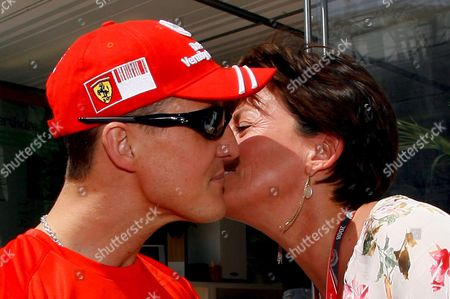 Editorial photo of Spain Formula One - Apr 2008
