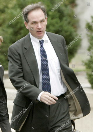 U S Federal Prosecutor Patrick Fitzgerald Enters the Federal Courthouse in Washington Dc Wednesday 12 October 2005 New York Times Reporter Judith Miller Will Testify For a Second Time to a Federal Grand Jury Today a Day After She Turned Over Notes From Her June 23 2003 Contact with i Lewis 'Scooter' Libby and Underwent Questioning by Fitzgerald