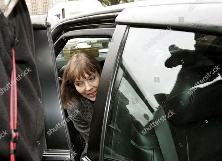New York Times Reporter Judith Miller Leaves the Federal Courthouse in Washington Dc Wednesday 12 October 2005 Miller Testified For a Second Time to a Federal Grand Jury Today a Day After She Turned Over Notes From Her June 23 2003 Contact with i Lewis 'Scooter' Libby