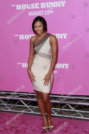 Us Actress and Cast Member Kiely Williams Arrives at the Premiere of Us Director Fred Wolf's 'The House Bunny' Held at the Mann Village Theater in Los Angeles California Usa 20 August 2008 the Movie Opens in Us Theatres On 22 August 2008