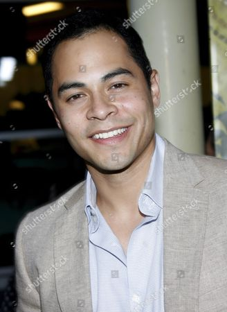Us Actor Jose Pablo Cantillo Arrives For the Film Premiere of National Lampoon's 'One Two Many' in Los Angeles California Usa 10 April 2008 'One Two Many' is the Story of One Man's Quest to Find the Perfect Girlfriend a Girlfriend Who Will Make His Dream of Having a Threesome Come True
