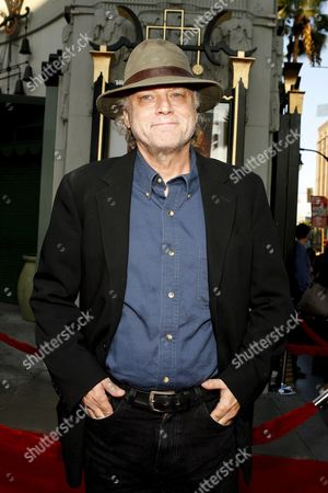 Us Actor Brad Dourif Arrives For the 'Halloween' Film Premiere in Hollywood California Usa 23 August 2007