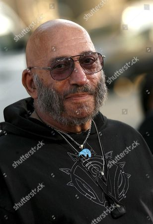 Stock Image of Us Actor Sid Haig Arrives For the 'Halloween' Film Premiere in Hollywood California Usa 23 August 2007