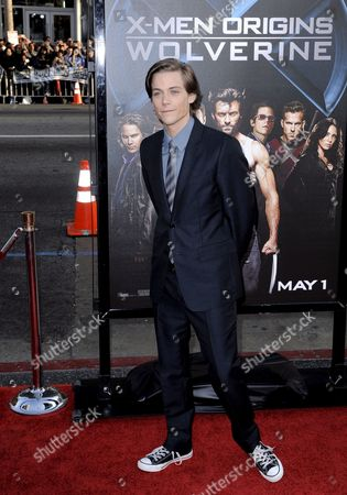 Canadian Actor and Cast Member Tim Pocock Arrives For a Screening of 'X-men Origins: Wolverine' in Los Angeles California Usa 28 April 2009 Pocock Plays Scott Summers in 'X-men Origins: Wolverine' Which is the First Chapter in the X-men Saga