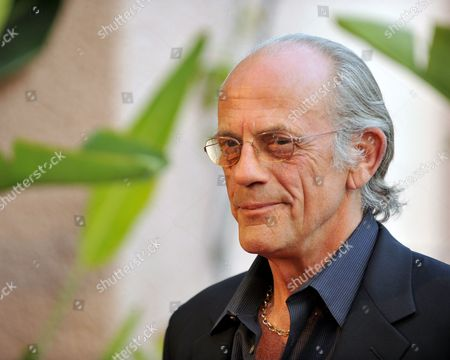 Us Actor Christopher Lloyd Arrives For the 'Smiles From the Stars: a Tribute to the Life and Work of Roy Scheider' in Los Angeles California Usa 04 April 2009 the Event Honored the Late Actor and Two-time Academy Award Nominated Scheider As Well As Raised Funds For the Myeloma Institute University of Arkansas For Medical Sciences Myeloma Claimed the Life of Scheider