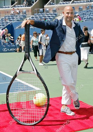 Editorial photo of Usa Tennis Us Open - Aug 2008