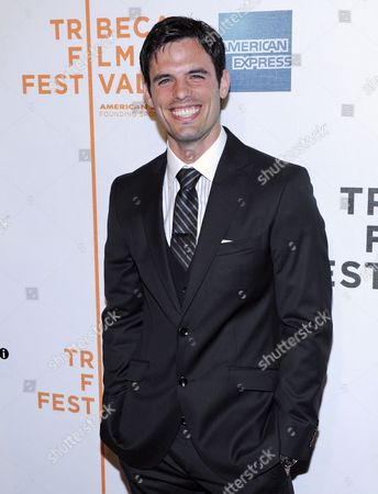 Us Actor Chris Santos Attends the Premiere of 'The Girlfriend Experience' at the 2009 Tribeca Film Festival in New York Usa 28 April 2009