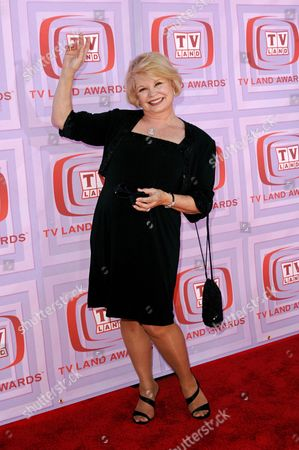 Us Actress Kathy Garver Arrives at the 7th Annual 'Tv Land Awards' Held at Universal Studios in Los Angeles California Usa On 19 April 2009 Tv Land Award is an American Television Award That Generally Commemorates Shows Now Off the Air