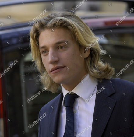 Jean Sarkozy Eldest Son of French President Nicolas Sarkozy Arrives at Elysee Palace in Paris France 22 October 2007 Jean is One of Two Sons From Sarkozy's First Marriage