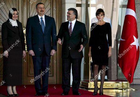 Editorial photo of Turkey Azerbaijan - Nov 2008