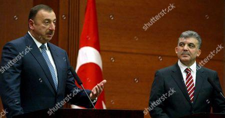 Editorial image of Turkey Azerbaijan - Nov 2008