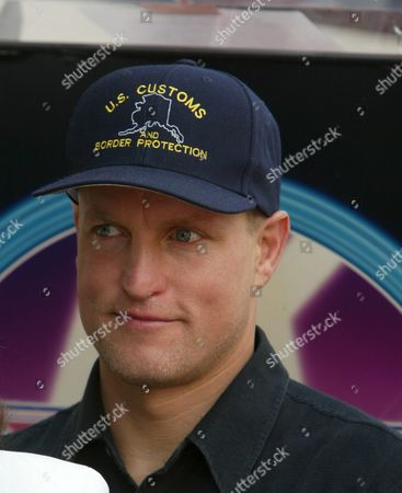 Us Actor Woody Harrelson at the Unvelling of the Star of Radio Personality Jim Ladd at the Hollywood Walk of Fame in Los Angeles Friday 06 May 2005