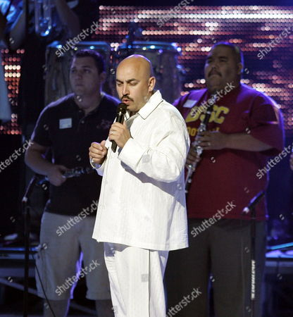 Lupillo Rivera Rehearsing For the 2007 Billboard Latin Music Awards at the Bank United Center Coral Gables Florida 24 April 2007 the Latin Billboards Will Be Broadcast Live by Telemundo On 26 April 2007 at 7pm (6pm/c) From Bank United Center in Coral Gables Florida
