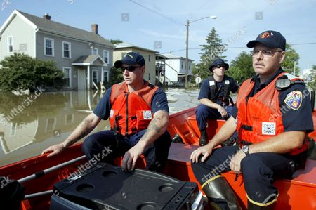 Editorial picture of Usa Ohio Floods - Aug 2007