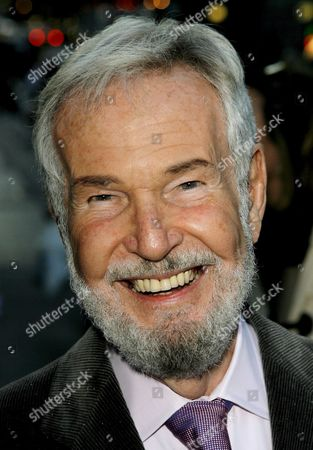 Director Robert Benton of the Us Arrives For the Premier of the Film 'Feast of Love' in New York New York Usa On 17 September 2007