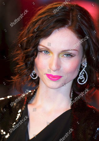 British Recording Artist Sophie Ellis Bexter Arrives at the 'Greatest Britons' Awards Ceremony at the Itv Studios in London Britain 21 May 2007