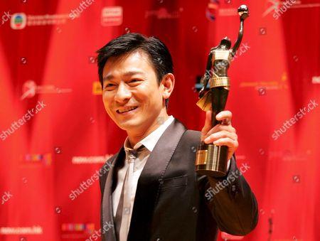 Editorial photo of China Hong Kong Film Awards - Apr 2008