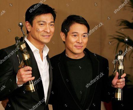 Editorial image of China Hong Kong Film Awards - Apr 2008