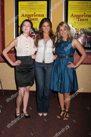 Hannah Bailey, Hilary Cruz, Megan Krizmanich