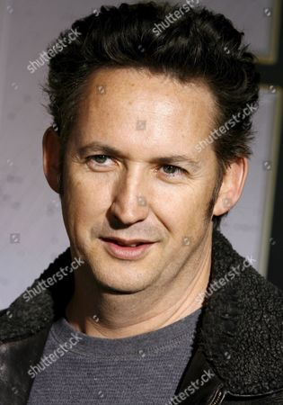 Canadian Actor Harland Williams Arrives For the Premiere of the Film 'Wild Hogs' in Hollywood California Tuesday 27 February 2007