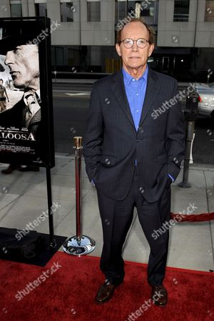 Us Actor and Cast Member Lance Henriksen Arrives For a Special Screening of the Film 'Appaloosa' at the Academy of Motion Picture Arts and Sciences Theatre in Beverly Hills California Usa 17 September 2008 Henriksen Plays the Role of 'Ring Shelton' in This Story of Two Hired Guns (ed Harris and Viggo Mortensen) Who Come to Clean Up a Dangerous Town Run by a Ruthless Powerful Rancher (jeremy Irons) and His Band of Outlaws