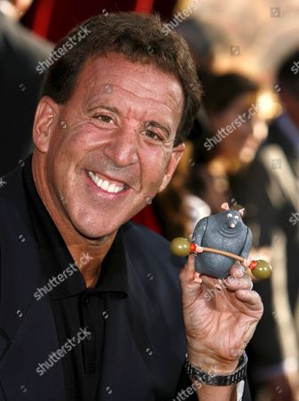 Us Actor Jake Steinfeld Arrives For the Film Premiere of 'Ratatouille' in Los Angeles California Usa 22 June 2007