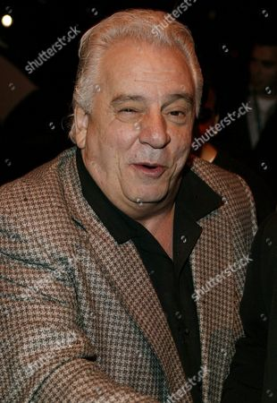 Actor Vinny Vella Arrives at the Premiere of the New Movie 'Coffee and Cigarettes' at the Tribeca Film Festival in Lower Manhattan On Wednesday May 2004