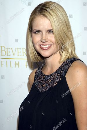 Us Actress Laurie Fortier Arrives For the Opening Night of the 7th Annual International Beverly Hills Film Festival in Beverly Hills California On Wednesday 11 April 2007 the 2007 Event Runs From 11-15 April Showcasing Independent Cinema