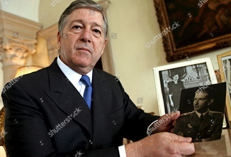 Editorial picture of Serbia King Remains - Mar 2007
