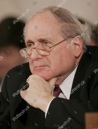 Sen Carl Levin (democrat- Michigan) Chairman of the Senate Armed Services Committee Speaks During a Hearing of the Committee On Capitol Hill in Washington Dc On Thursday 01 February 2007 the Committee Held a Confirmation For General George Casey Who is Nominated to Be the Next Army Chief of Staff Levin and Sen John Warner (republican- Virginia) Have Come Together On a Compromise Resolution Against the Proposed Troop Surge in Iraq Sen John Mccain (republican- Arizona) is Sponsoring a Competing Resolution Which Favors the Surge