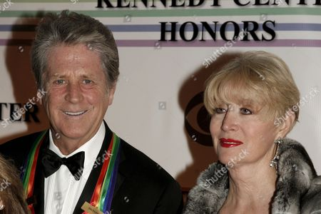 Us Songwriter Brian Wilson (l) and His Wife Melinda Ledbetter Arrive For the Kennedy Center Honors Gala and Performance at the Kennedy Center in Washington Dc Usa On 02 December 2007 Leon Fleisher (music) Steve Martin (comedy) Diana Ross (music) Martin Scorsese (film) and Brian Wilson (music) Are Being Honoured For Their Lifetime Contributions to American Culture the Gala Performance Will Be Attended by Political Dignitaries and Artists From Around the World