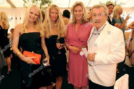 Stock Picture of Hannah Sandling, Katrina Sandling, Lorraine Ashton  and Terry O'Neill