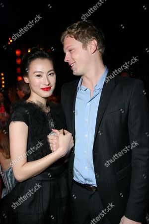 Isabella Leong and Luke Ford