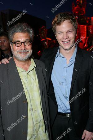 Producer Sean Daniel and Luke Ford