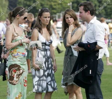 Pippa Middleton and James Murray Wells