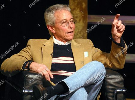 Jim Abrahams Talks of His Film-making History at the U S Comedy Arts Festival in Aspen Colorado On Friday 5 March 2004 Abrahams Along with the Brothers Jerry and David Zucker Wrote and Directed 'Airplane ' 'Top Secret ' and Directed 'Ruthless People ' Abrahams and the Zucker Brothers Received the American Film Institute's Filmmaker Award For Their Pioneering Work Which Has Resulted in Some of the Most Commercially Successfull and Oft-quoted Comedies of All Time