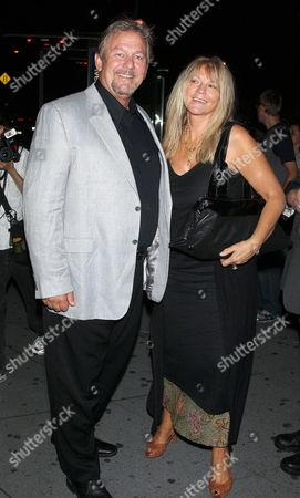 Ernie Lively and Elaine Lively