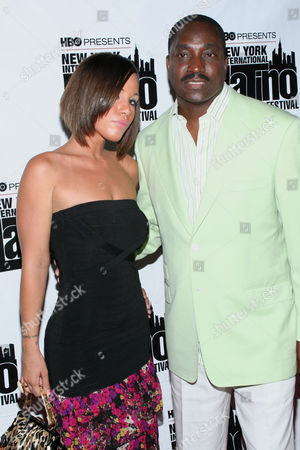 Madeline and Clifton Powell