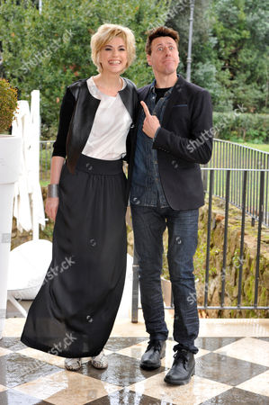Editorial photo of 'One Step From Heaven' TV series photocall, Rome, Italy - 13 Jan 2017