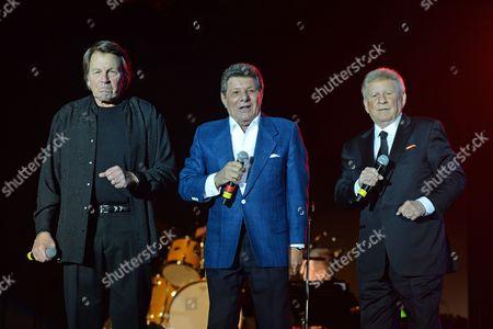 Fabian, Frankie Avalon, Bobby Rydell