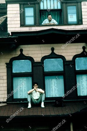 'Sophie's Choice' film - 1982 - Josh Mostel and Kevin Kline
