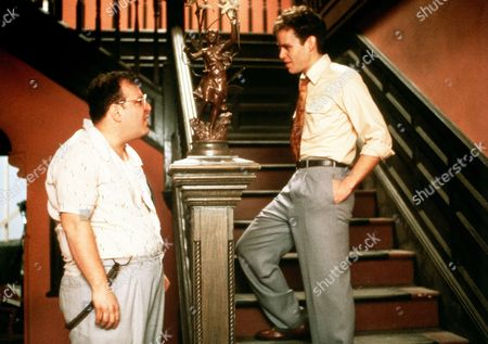 'Sophie's Choice' film - Josh Mostel and Peter MacNicol