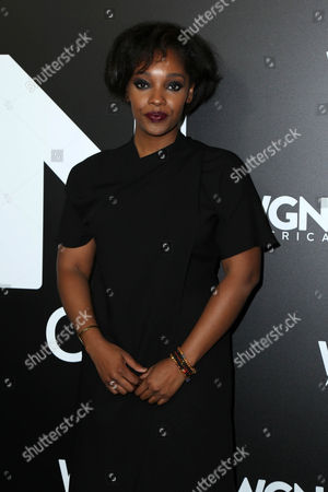 Editorial picture of WGN America's 'Outsiders' TCA Winter Press Tour, Arrivals, Los Angeles, USA - 13 Jan 2017