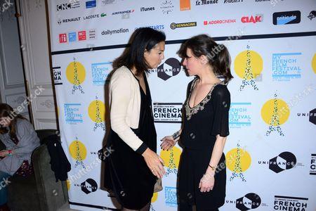 Isabelle Giordano, Emily Loizeau