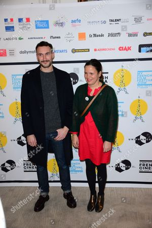Editorial picture of My French Film Festival French Cinema Award, Paris, France - 13 Jan 2017