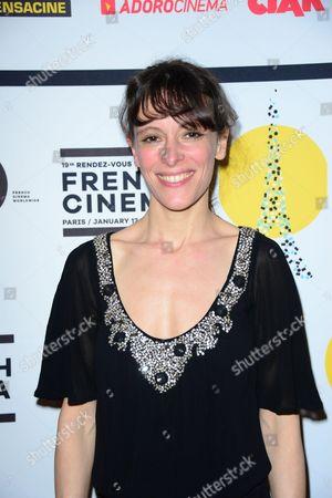 Editorial photo of My French Film Festival French Cinema Award, Paris, France - 13 Jan 2017