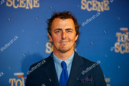 Editorial picture of Tous En Scene Premiere, Paris, France - 14 Jan 2017