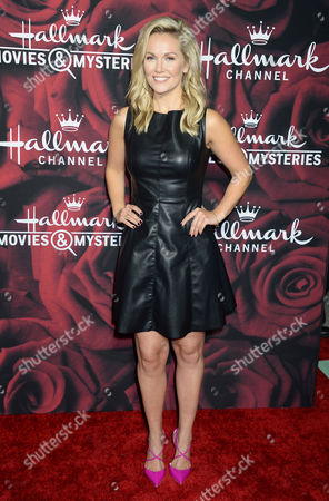 Editorial photo of Hallmark Channel TCA Winter Press Tour, Party, Los Angeles, USA - 14 Jan 2017