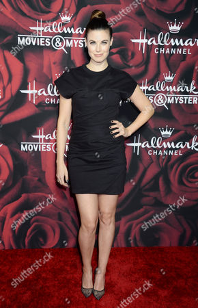 Editorial image of Hallmark Channel TCA Winter Press Tour, Party, Los Angeles, USA - 14 Jan 2017