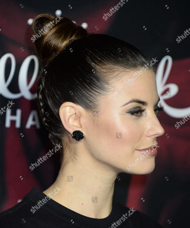 Stock Picture of Meghan Ory